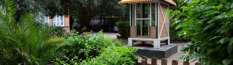 casetta giardino