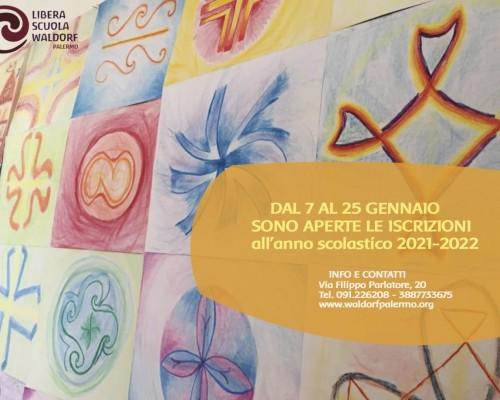 Iscrizioni anno scolastico 2021-2022