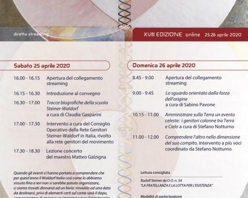 Waldorf Italia XVIII edizione