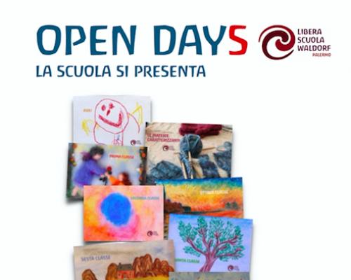 Open days. La scuola si presenta