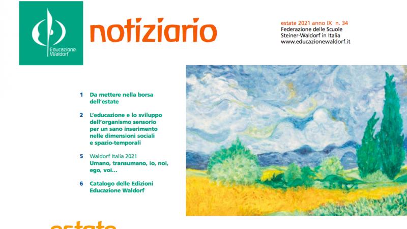 Notiziario - Estate 2021